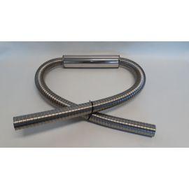Schalldämpfer 38mm (1,8M)