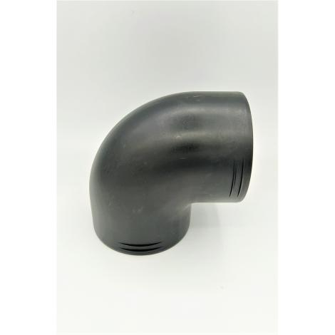 Ducting elbow 90mm