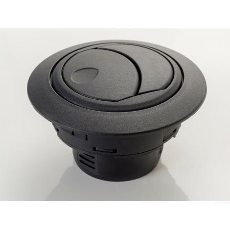 Bocchetta direzionabile 60 mm