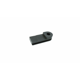 Combustion chamber rubber seal